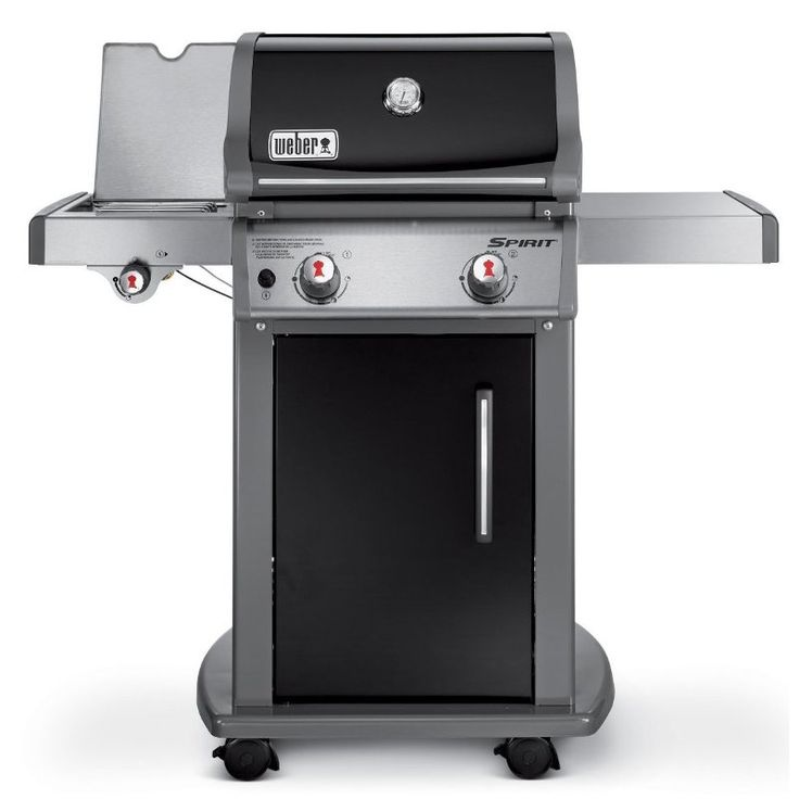Weber Spirit E 310 3 Burner Propane Gas Grill Featuring The Gourmet Bbq System 46513101 The Home Depot Gas Grill Gas Bbq Natural Gas Grill