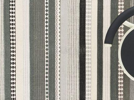 Dywan Hibiscus Grey - Linie Design - chodnik - dywanik - szary - Najlepsze Koce, narzuty do sypialni oraz dywany w sieci. Vellahome.pl