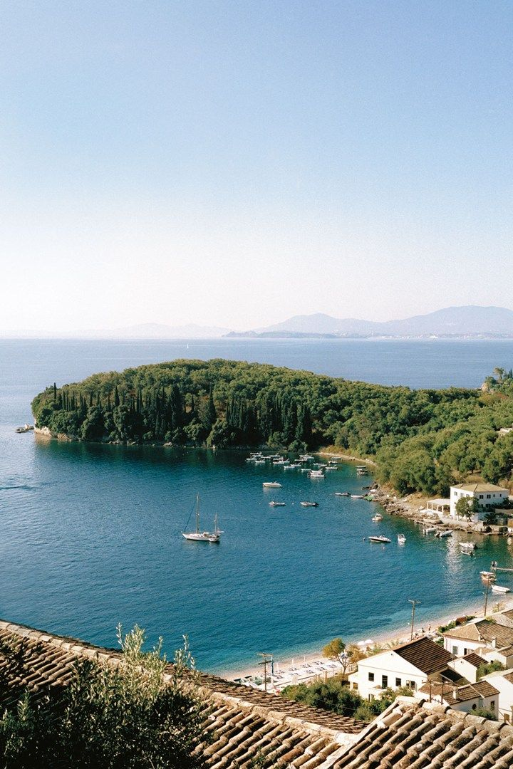 Kassiopi, Corfu. Photo: Oliver Pilcher