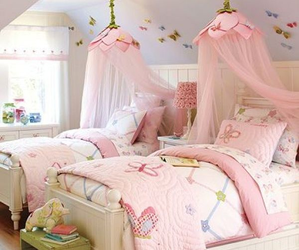 Pottery Barn Kidsu0027 bed canopies transform your childu0027s room to a safari adventure or a magical kingdom. Find bed canopies that will compliment any decor. & 17 best Mosquito net images on Pinterest | Girls bedroom Bedroom ...