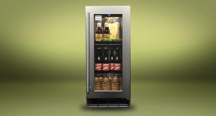 Réfrigérateur armoire / vitré / d'extérieur K-HP15RO-3 KALAMAZOO OUTDOOR GOURMET