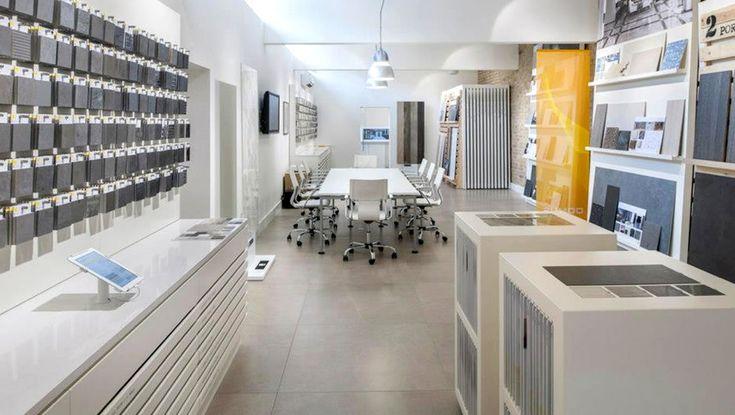 Domus battersea showroom south london uk pesquisa - Interior design tiles showroom ...