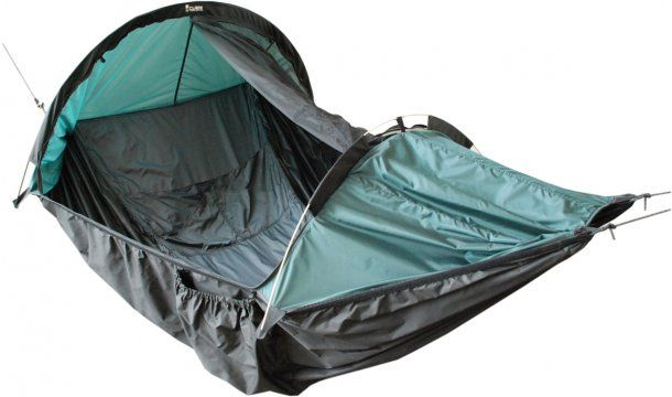 Vertex with WeatherShield - Clark Camping Hammock http://campingtentlover.com/alps-mountaineering-lynx-1-person-tent/