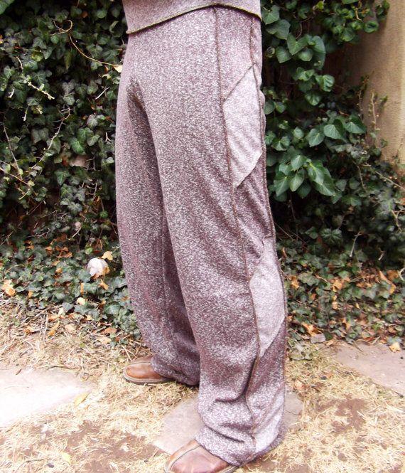 Procyon Pant: Mannen Yoga broek. Unisex actieve door AraStarApparel
