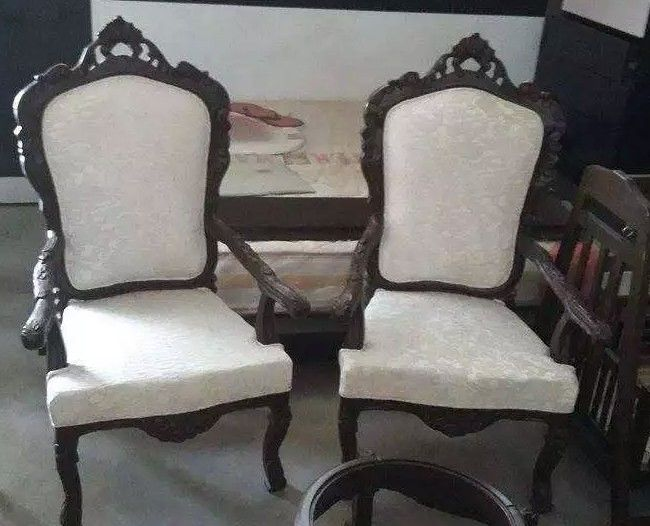 bedroom #chairs set Brand new Fix price  Bedroom chair, Modern