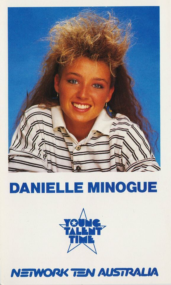 Image result for danielle minogue network 10
