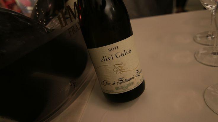"""Azienda vinicola """"I clivi"""" di Corno di Rosazzo - Udine #serata #inaugurale #vino #aziendavinicola #iclivi"""