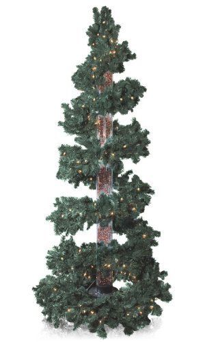 NEW Green 8 Ft Bubble Column Christmas Tree by The Bubble Tree by Seasonal Sensations. $275.00. Soothing and Therapeutic. RGB LED Lights change color of trunk of tree. NEW 8 Ft Tall Deluxe Bubble Christmas Tree. Great for your holiday traditions. THIS IS THE LARGEST ORIGINAL BUBBLE TREE ON THE MARKET.    This is a brand NEW 8 Foot Deluxe Bubbling Christmas Tree by The Bubble Tree.     Green pine foliage is pre-lit with 300 clear UL mini lights.      The Bubble Tree Deluxe ...