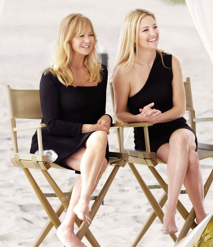 Goldie Hawn and Kate Hudson: Discuss family, flaws and femininity - Chatelaine