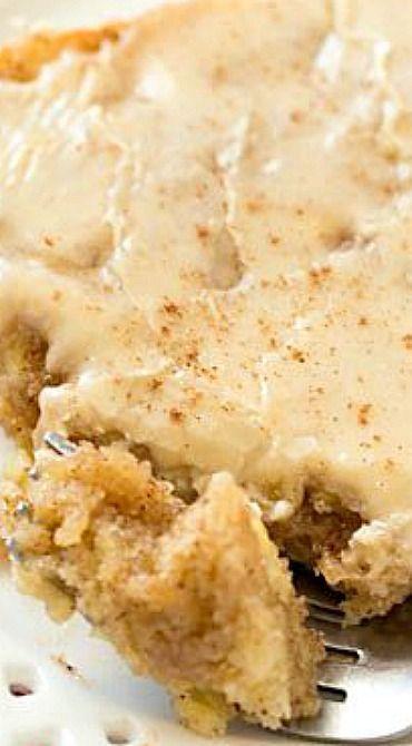 sheet cake roasted apple spice sheet cake recipes dishmaps sheet cake ...