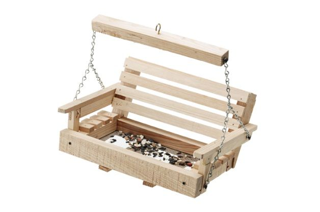 Cardinal Bird Feeder Plans Woodworking Projects Amp Plans