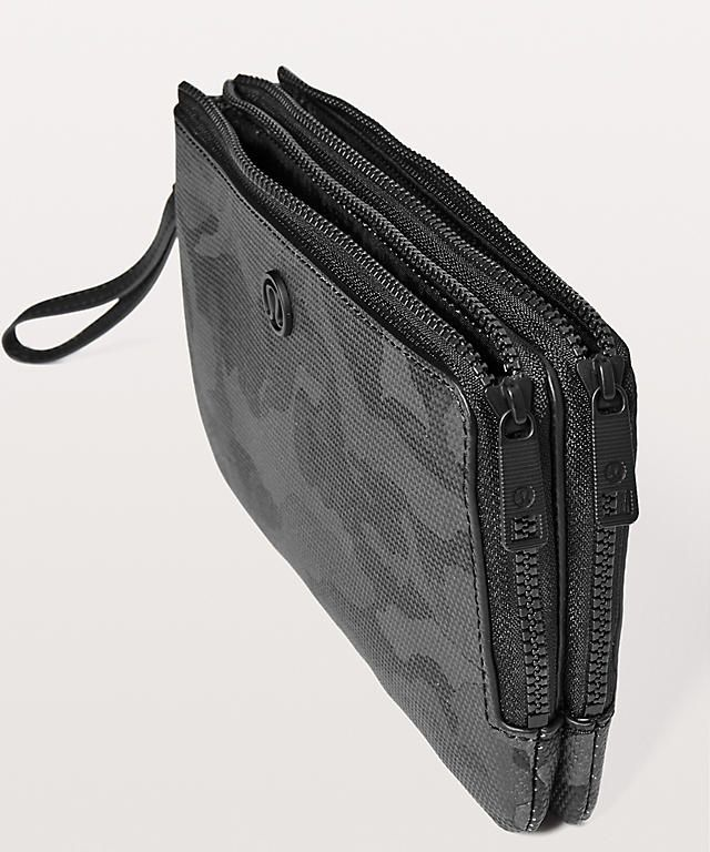 c00e18d3b8 Lululemon Double Up Pouch | BAGS and wallets | Bags, Pouch, Lululemon