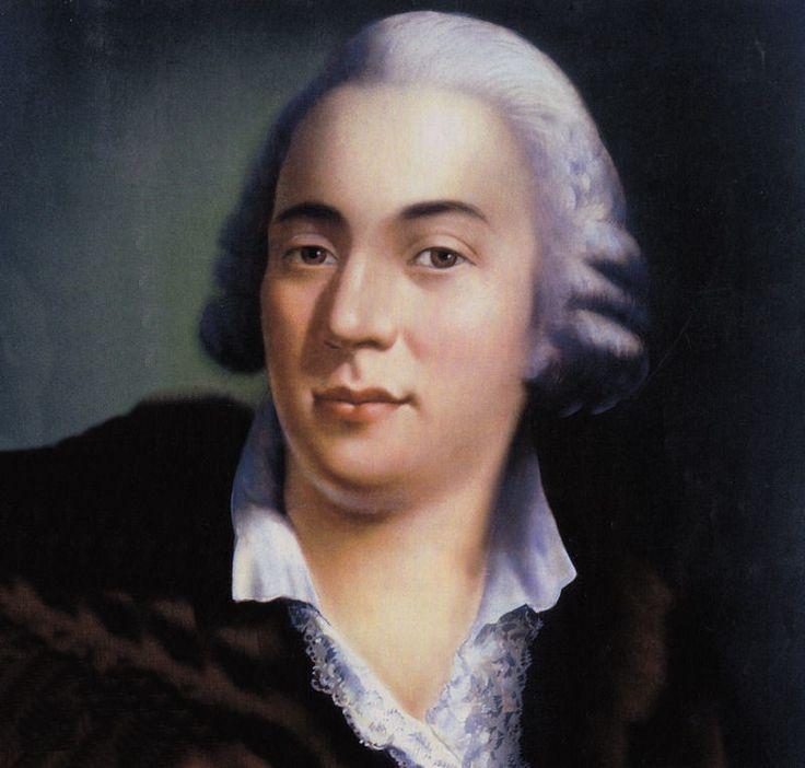 Giacomo Girolamo Casanova (2.4.1725 - 4 .6.1798), avventuriero, scrittore, poeta, alchimista, diplomatico, filosofo e agente segreto italiano, cittadino della Repubblica di Venezia.