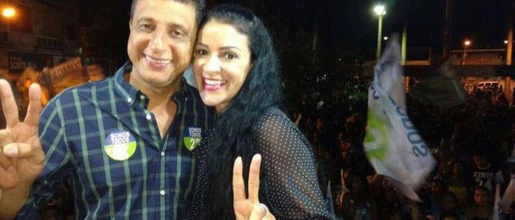 InfoNavWeb                       Informação, Notícias,Videos, Diversão, Games e Tecnologia.  : Prefeita de Paracambi nomeia marido 'ficha suja' p...