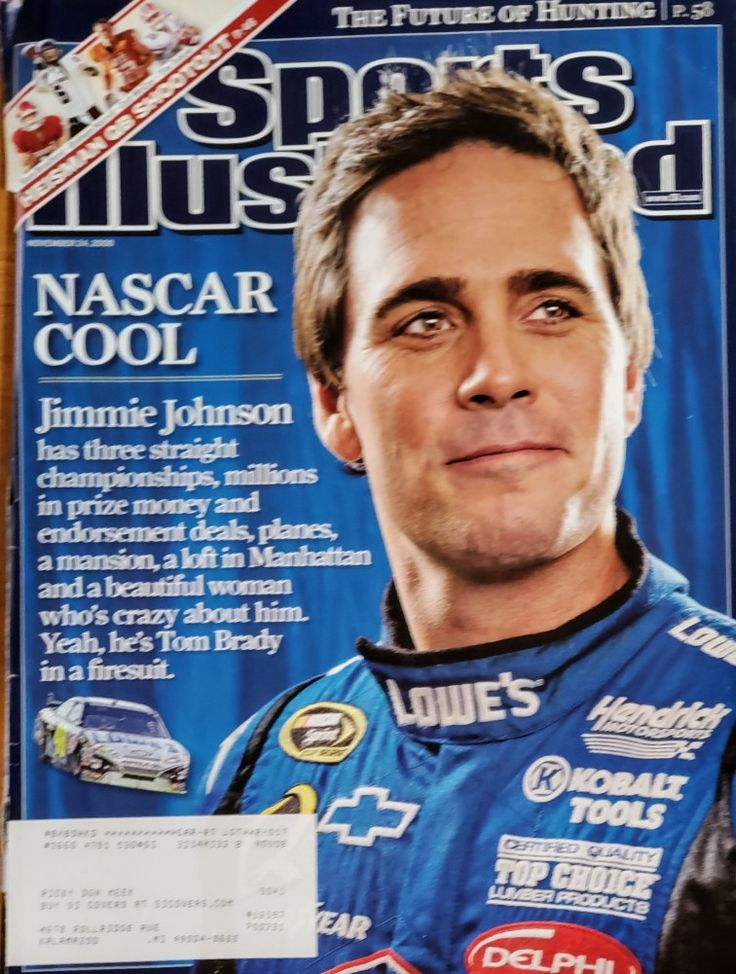 Pin by Ricky D on Magazine Covers in 2020 Nascar