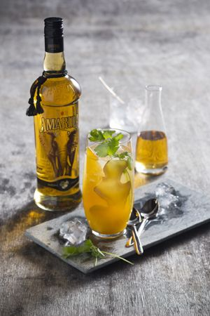African Daydream new Amarula Gold Cocktail