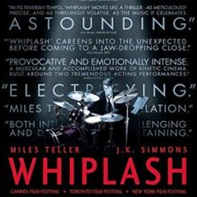 "Film School: An Interview with ""Whiplash"" Director Damien Chazelle: http://www.tfa.edu/blogs/film-school-whiplash-director-interview"