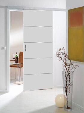 Solid Wood Doors Modern Sliding Closet For Bedrooms 4 Panel Mirror 20190319