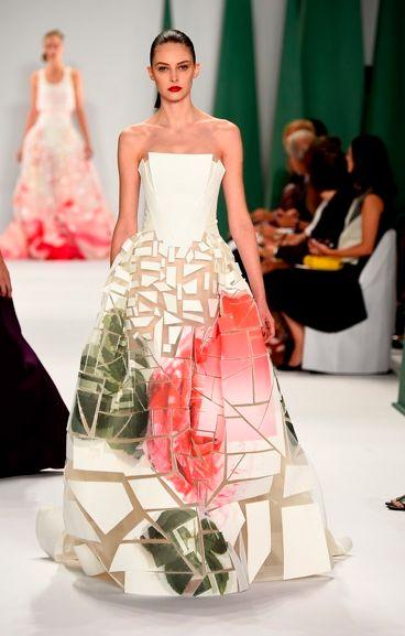 Parole Di Moda: NYFW: CAROLINA HERRERA P/E 2015