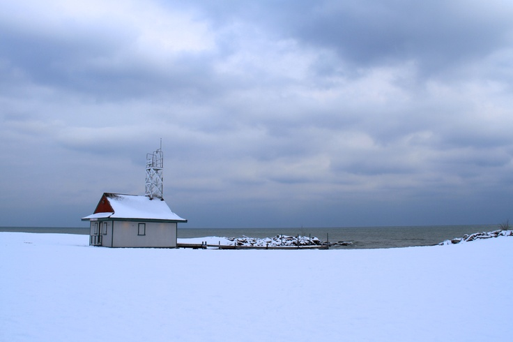 """""""Leuty Lifeguard Station"""" Bob Baldwin - For this week's finalists, take a look…"""