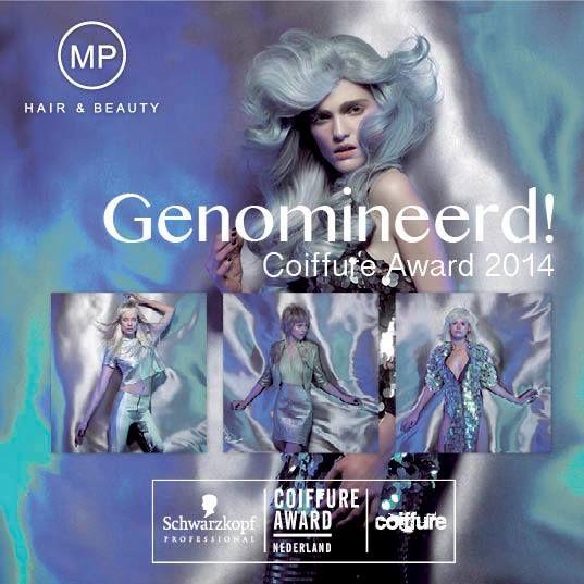 Coiffure Award 2014 Dames