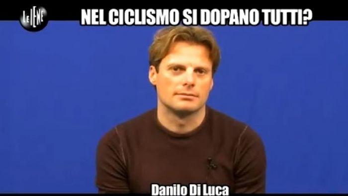 """#Ciclismo, #dping:  #DiLuca, intervista-shock alle Iene.  """"Si dopano tutti"""""""