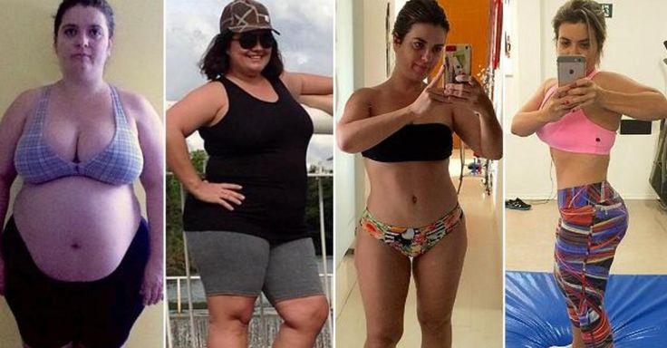Não Perca!l Impressionante: ela perdeu 45kg sem dietas mirabolantes ou exercícios pesados! - # #cozinharovo #emagrecer #perderpeso