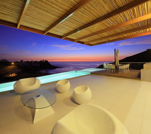 Beach House E 3 by Vértice Arquitectos