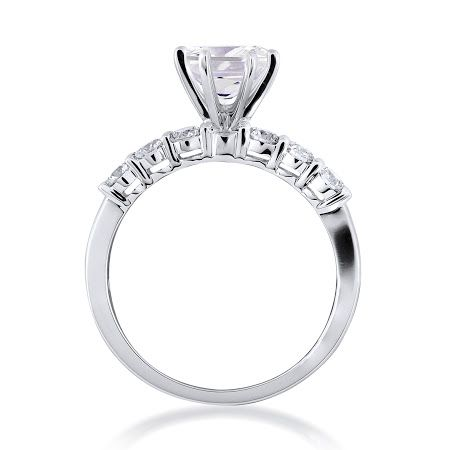 Valeria Diamond Engagement Ring Priced from $2500