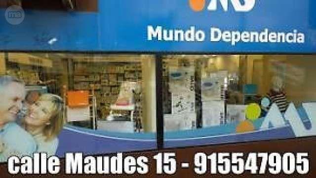 . Alquiler de sillas de ruedas manuales y el�ctricas al mejor precio de Madrid.    Llamenos e Informese SIN COMPROMISO