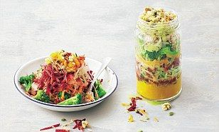 Great grated salad