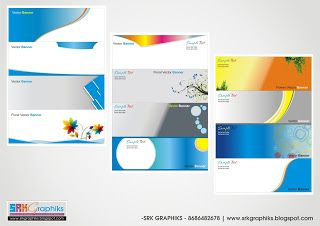 Floral Vector Banners | Vector Banners | Spring Banners       Vector Banner Templates  | Open ...