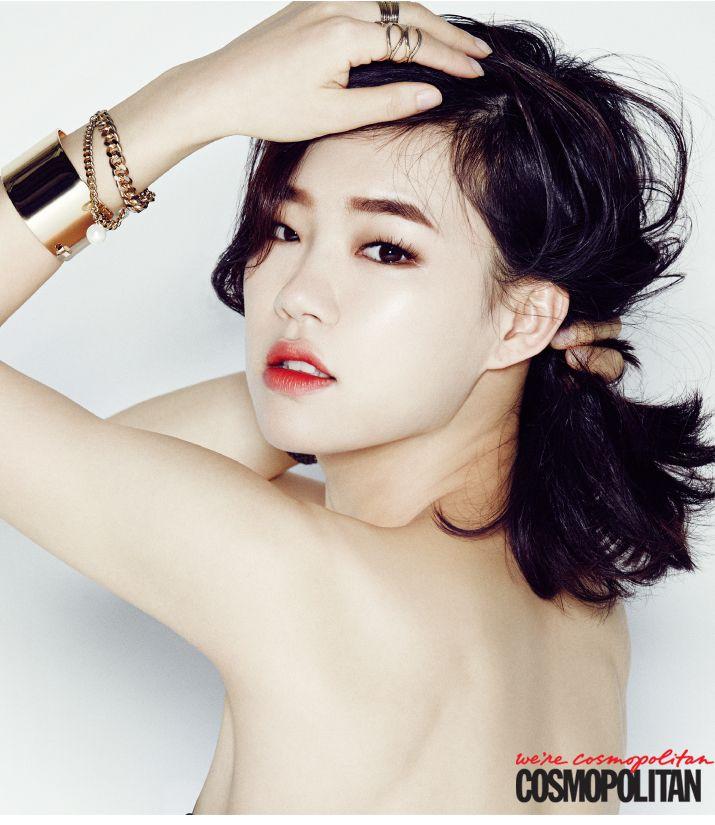 2014.12, Cosmopolitan, Han Ye Ri