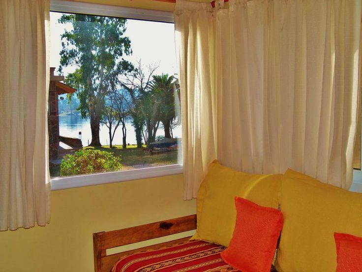 Booking.com: Cabañas Amanecer en el Lago , Villa del Dique, Argentina  - 20 Guest reviews . Book your hotel now!