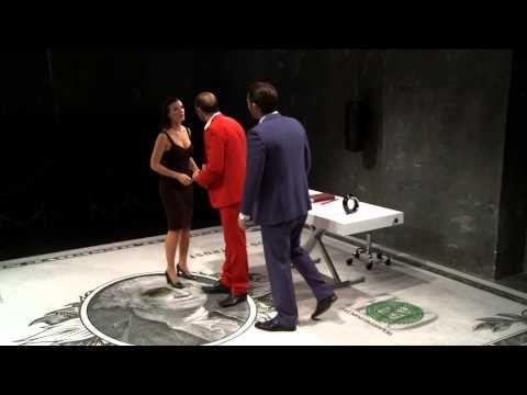 «Τώρα που Γυρίζει» του Ντέιβιντ Μάμετ - Trailer