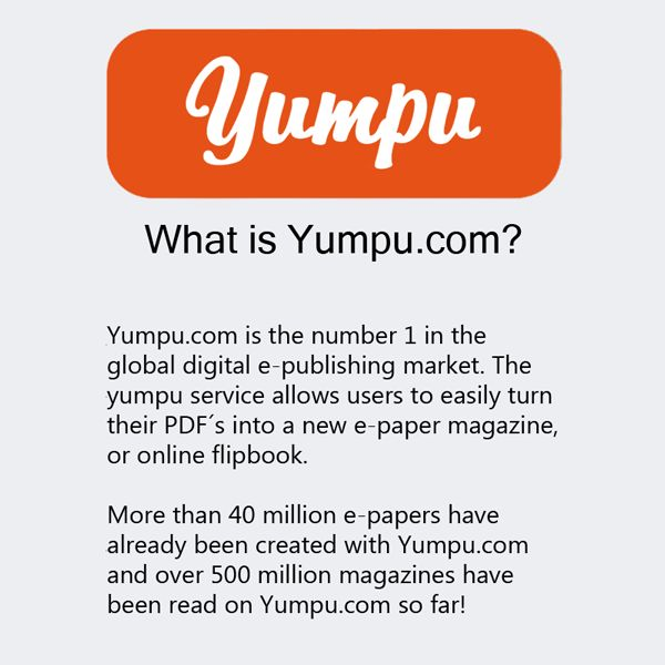 10 best ⎔ What is Yumpu.com? images on Pinterest | Magazine, Social ...