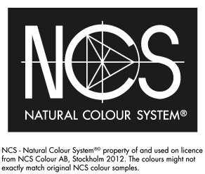 NCS palettes