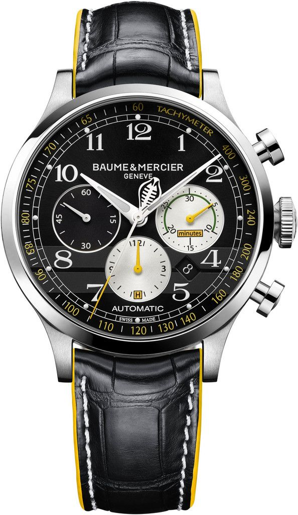 Baume et Mercier Watch Capeland Shelby Cobra Limited Edition .