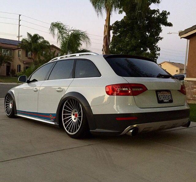 Rotiform Audi Allroad Martini