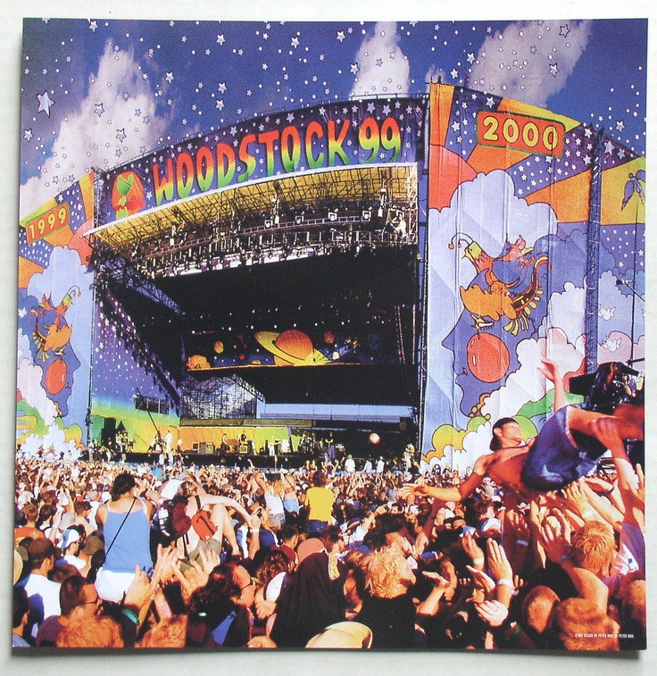 woodstock 99 pictures | Woodstock 99 » Tag Archive » Thingery Previews Postviews & Thoughts