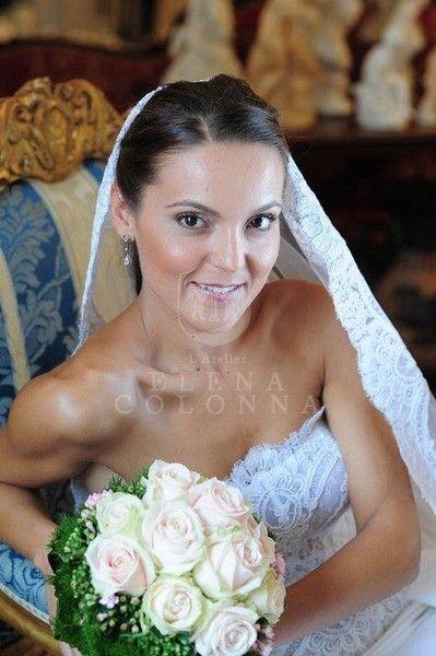 Atelier moda sposa Napoli. Regale come una principessa la nostra sposa nel suo wedding day da favola. | Elena Colonna Atelier