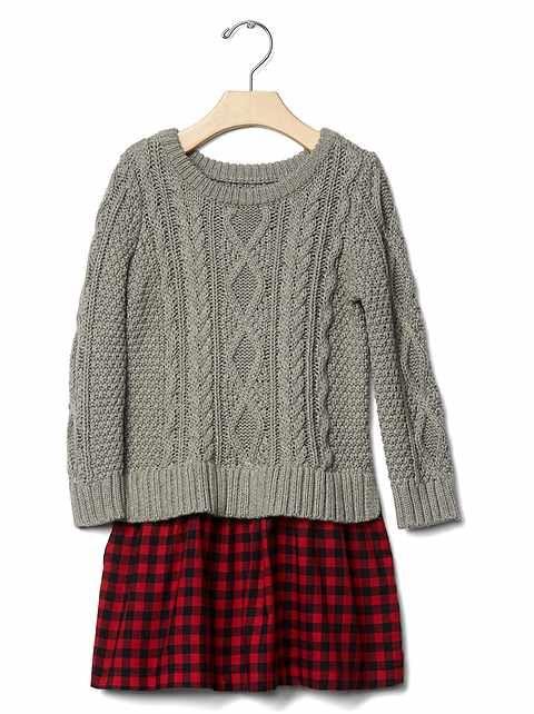 Toddler Girls' Dresses: party dresses, sweater dresses, jumpers, ruffle dresses at babyGap | Gap