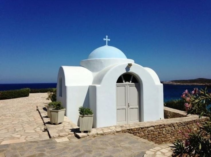 Greek Church/ Villa Astir/ Antiparos Greece / www.villa-astir.gr / info@villa-astir.gr