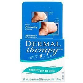 DERMAL THERAPY HEEL CARE Size: 2 OZ by BAYER HEALTHCARE-DIABETES CARE. $8.93. DERMAL THERAPY HEEL CARE Size: 2 OZ. Save 64% Off!