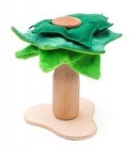 Anamalz Wild Tree wooden toy figure   www.minizoo.com.au