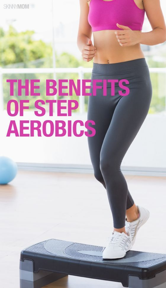 Here's why you need to be doing more step aerobics.