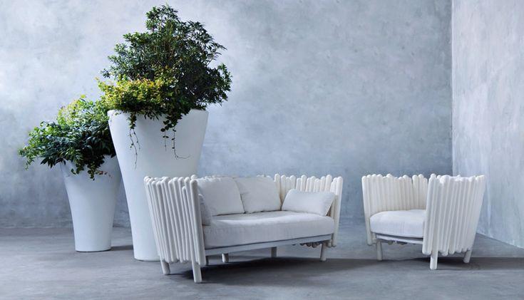 unusual indoor/outdoor furniture
