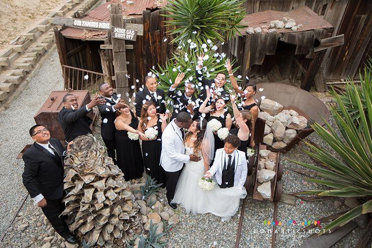 Pomona Valley Mining Company Wedding