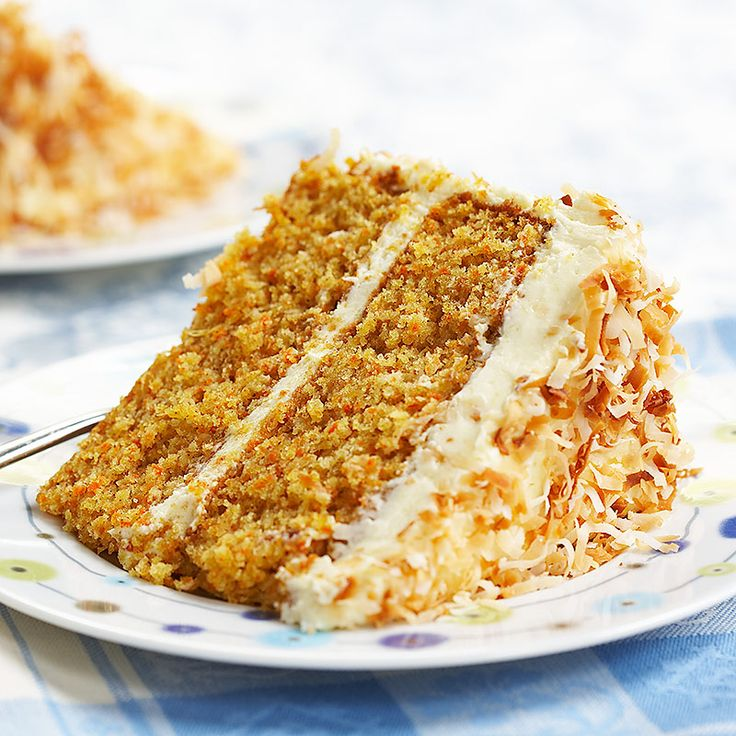 Tropical Carrot Cake Recipe - Cook's Country
