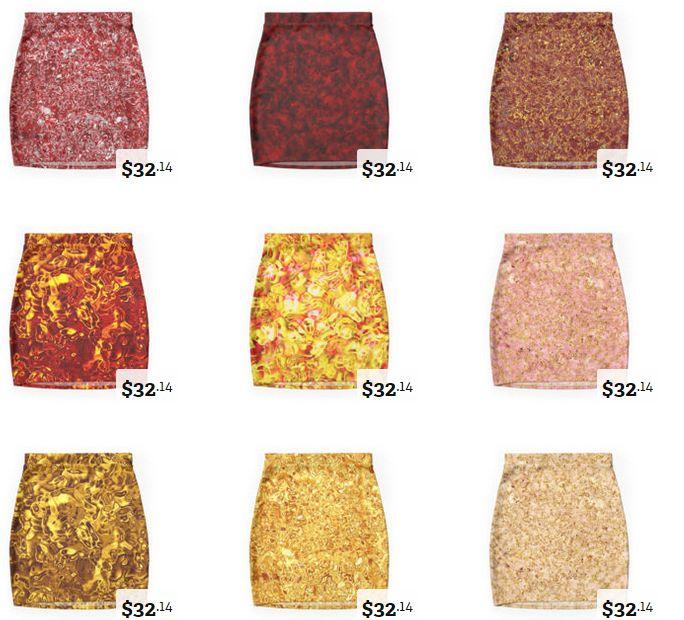 #Lovely #luxury #skirts